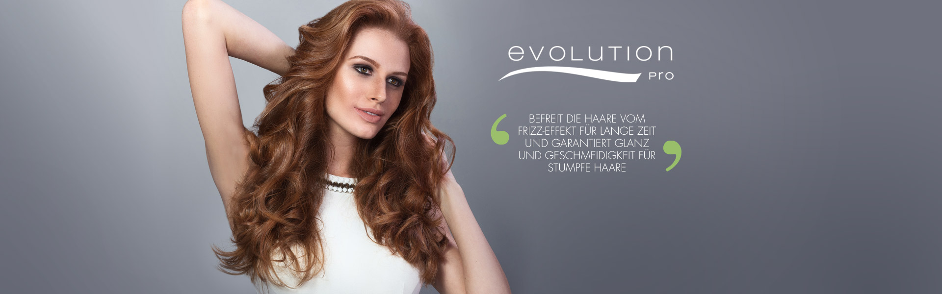 evolution pro anti frizz