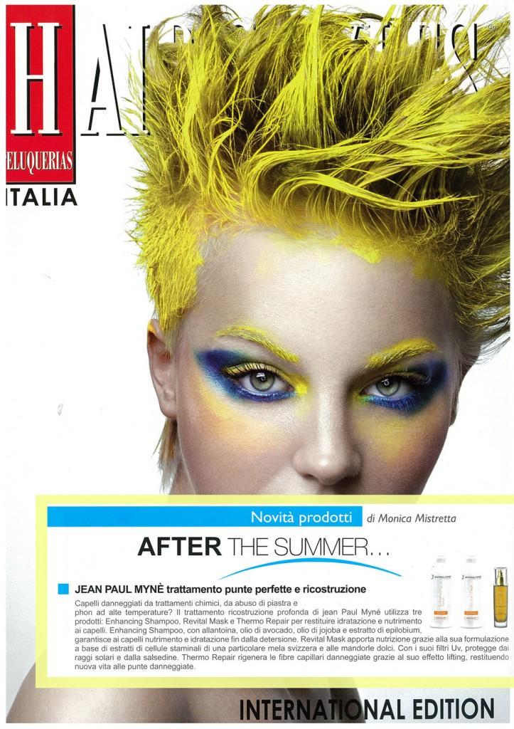 Hairstyle trattamento di ricostruzione Revital Pro