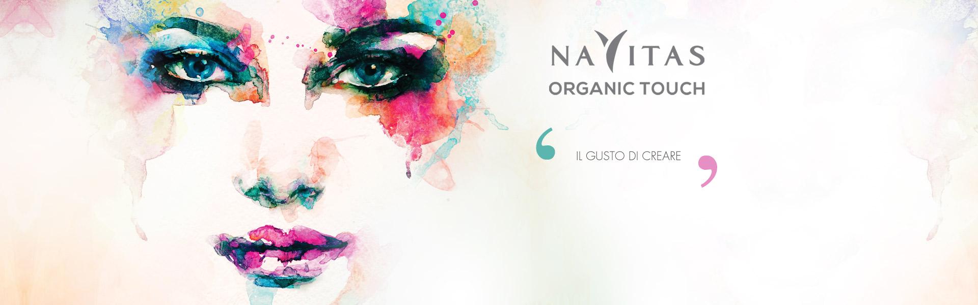 navitas Organic Touch shampoo e maschere colorati