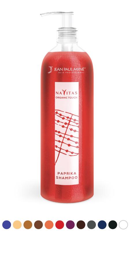 navitas organic touch shampoo 250ml