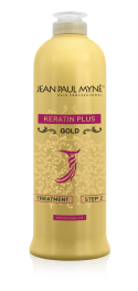 Keratin Plus Gold Treatment