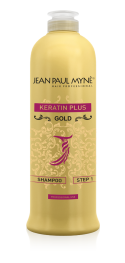 Keratin Plus Gold Shampoo