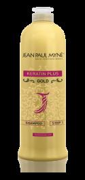 Keratin Plus Gold Shampoo