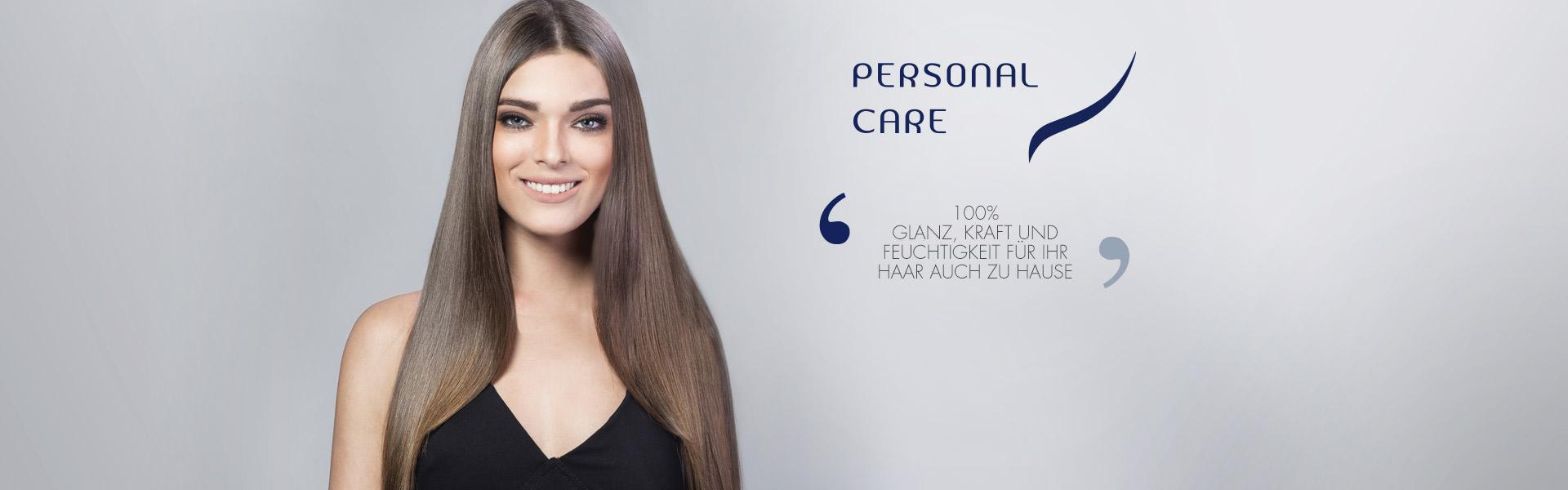 personal care capelli lisci e sani