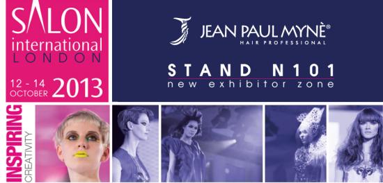 Jean Paul Mynè no Salão Internacional de Londres 2013