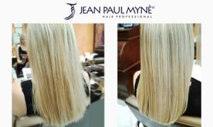 Revital Pro - trattamento di ricostruzione capelli prima e dopo