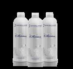 Il trattamento Platinum si compone di soli 3 prodotti: PLATINUM SHAMPOO Step 1,  PLATINUM TREATMENT Step 2, PLATINUM CONDITIONER Step 3.