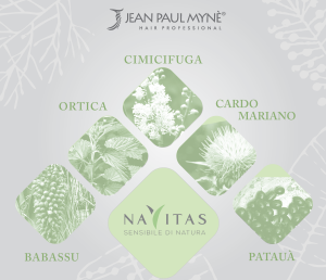 Il mix di ingredienti NATURALI contenuTi nei prodotti NAVITAS