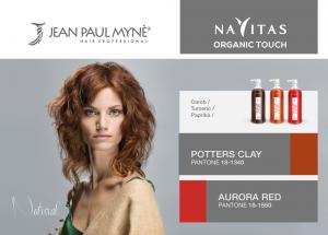 NATURAL con Navitas Organic Touch Carob / Tumeric / Paprika