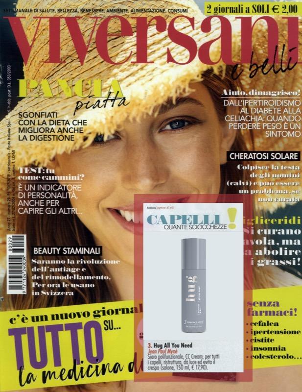 18_VIVERSANI_E_BELLI_13.07.18_COVER