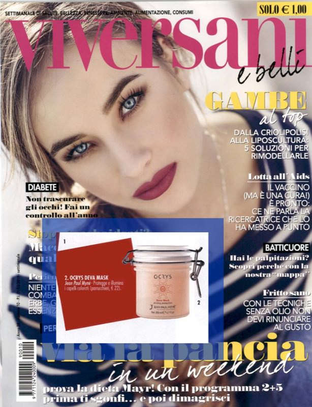 7_VIVERSANI & BELLI_01.03.2019_COVER