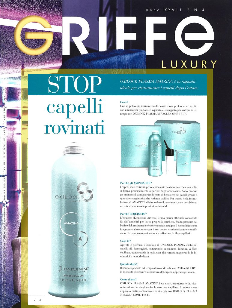GRIFFE LUXURY