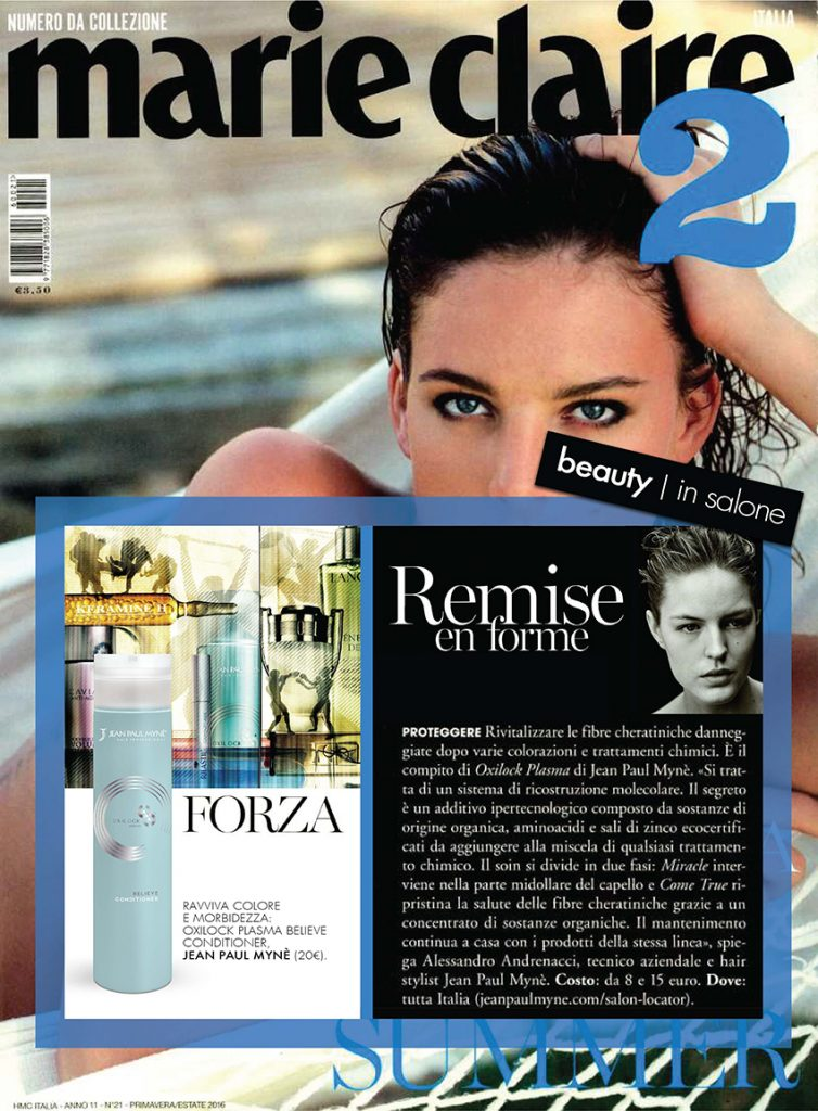 Marieclaire 2 Bellezza