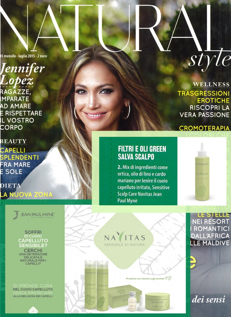 NATURAL STYLE n.45 luglio 2015
