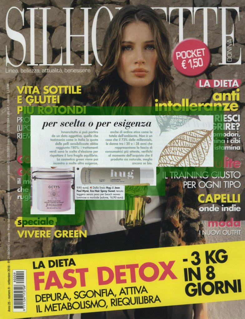SILHOUETTE_DONNA_01.09.18_COVER
