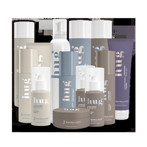 Hug – Hair Styling Jean Paul MYnè