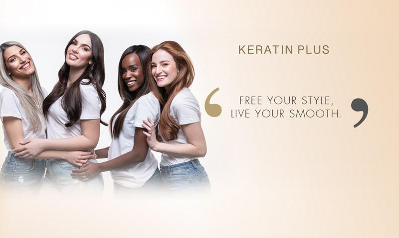 Nuovo Sistema Keratin Plus