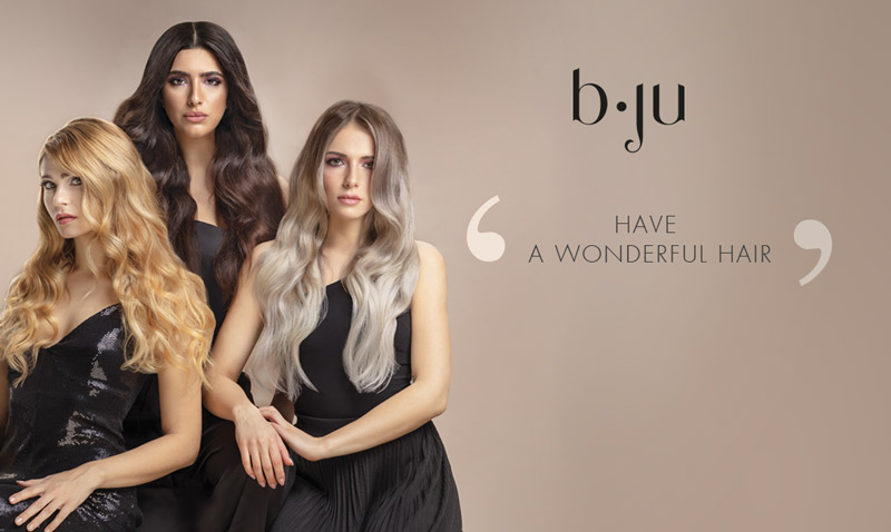 B.ju – Have a wonderful hair